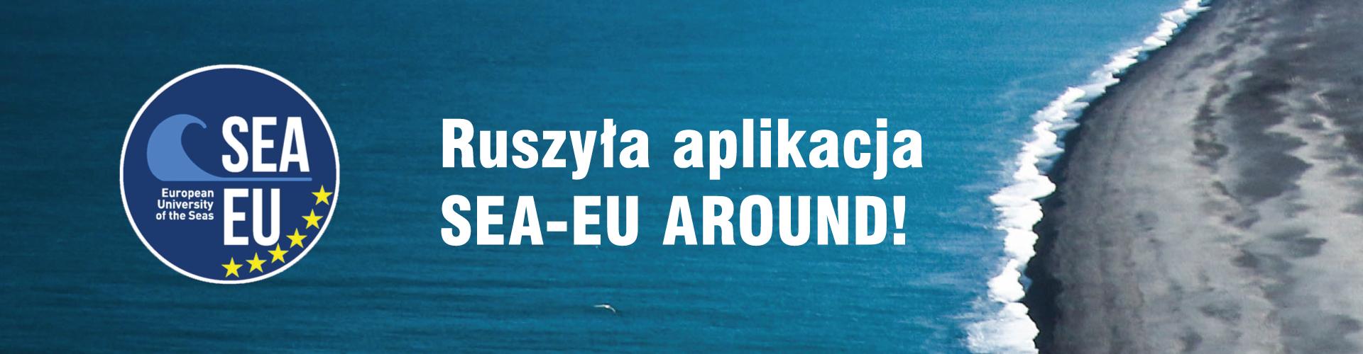 Ruszyła aplikacja SEA-EU AROUND