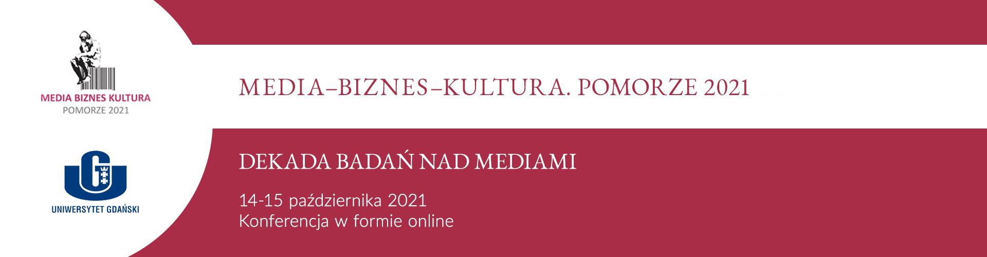 Konferencja Media Biznes Kultura