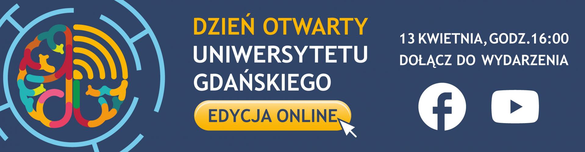 Dzień Otwarty UG online 13.04.2021