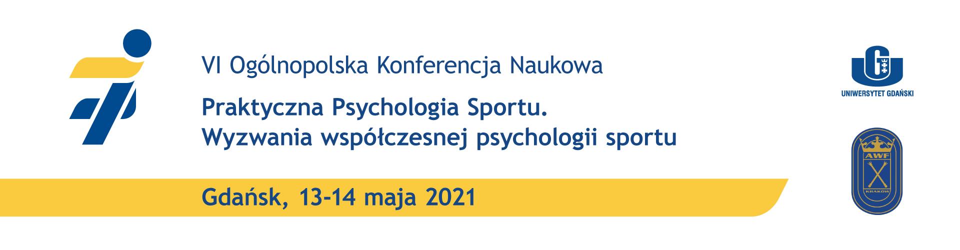 VI konferencja Praktyczna Psychologia Sportu