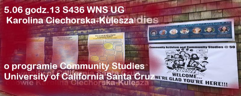 """Czy program """"community studies"""" sprawdziłby się na polskich uczelniach?"""