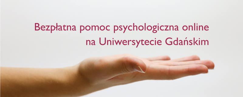 Pomoc psychologiczna na UG