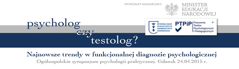 Psycholog czy testolog