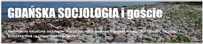 gdanska socjologia