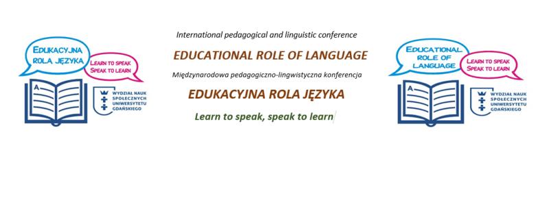 Konferencja EDUKACYJNA ROLA JĘZYKA