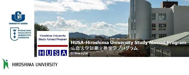 Wymiana studencka z Japonią - aplikuj do Programu HUSA.