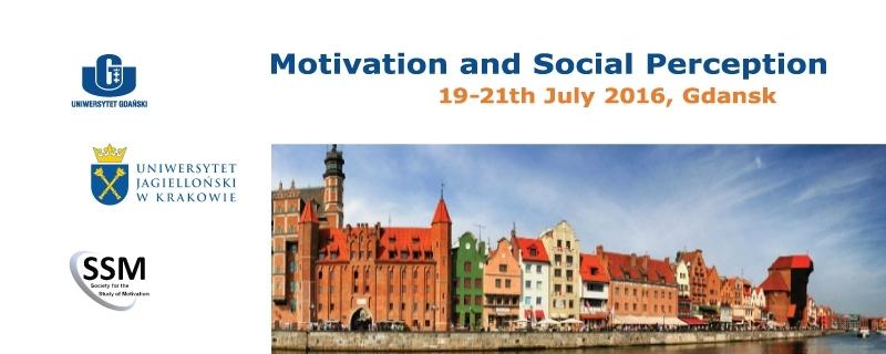 KONFERENCJA MOTIVATION AND SOCIAL PERCEPTION