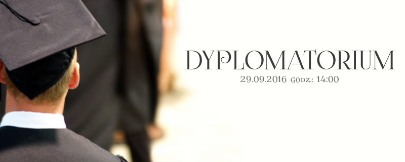"""""""Dyplomatorium"""""""