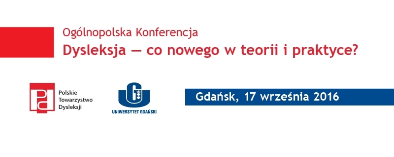 Konferencja - dysleksja