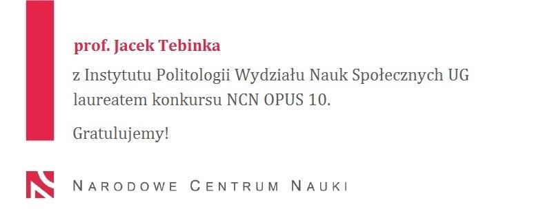 NCN OPUS 10