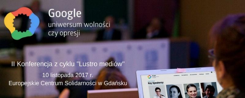 Google - Uniwersum Wolności czy Opresji