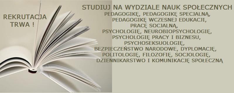 STUDIUJ Z NAMI