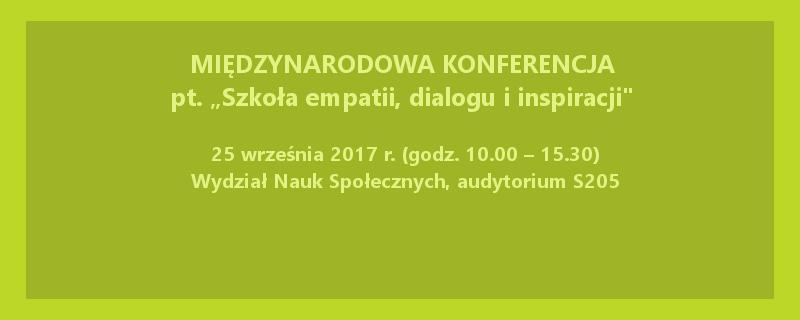 konferencja empatia