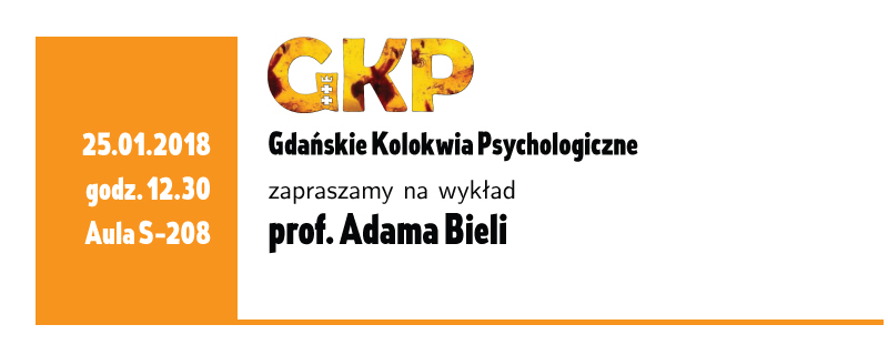 GKP 25.04.2018 - Prof. Adam Biela