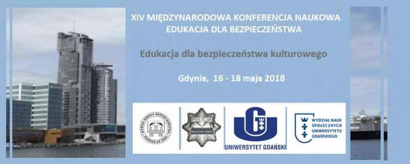 XIV Międzynarodowa konferencja Naukowa Edukacja dla bezpieczeństwa