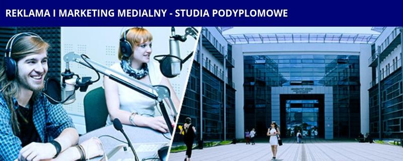 studia podyplomowe na kierunku reklama i marketing medialny