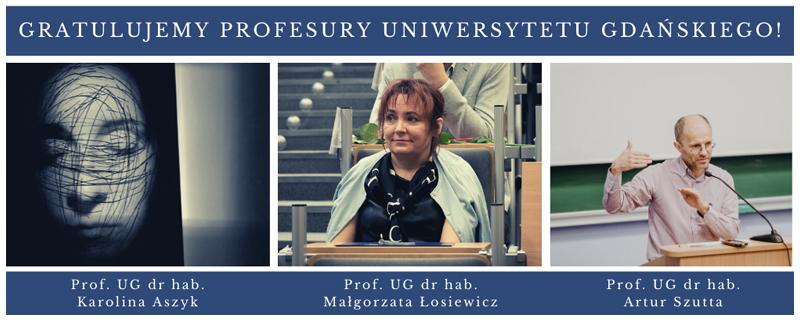 Profesury UG