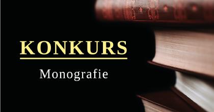 Konkurs monografie