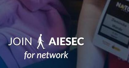 AIESEC baner