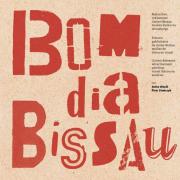 okładka Trójjęzyczne opracowanie pt. Bom dia Bissau. Malarstwo reklamowe Gwinei Bissau: analiza dyskursu wizualnego,OA