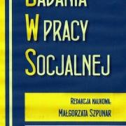 Badania w pracy socjalnej