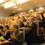 Goście, Pracownicy i Studenci na uroczystości Jubileuszu