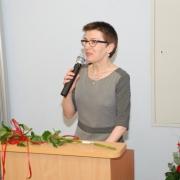 Prof. UG dr hab. Maria Groenwald przedstawia sylwetkę Jubilata – prof. dr. hab. Bolesława Niemierki