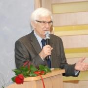 """Prof. dr hab. Bolesława Niemierko wygłasza """"pedagogiczne credo"""""""