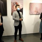 Otwarcie wystawy PhotoMedia'20, autorka zdjęć: Jadwiga Giray-Zimny