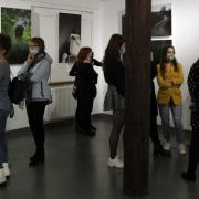 Otwarcie wystawy PhotoMedia'20, autor zdjęć: Kacper Rodak
