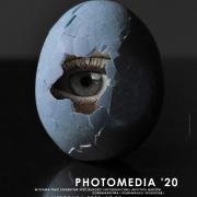 Plakat ptomujący PhotoMedia'20